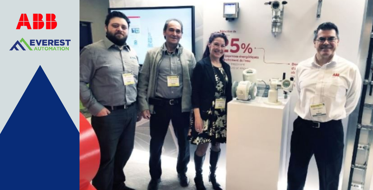 Everest Automation et ABB à Americana 2019